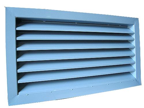 Вентиляционные решетки наружные