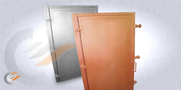 дверь вентиляционная