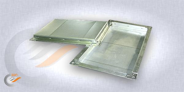 Заглушки вентиляционные для прямоугольных воздуховодов