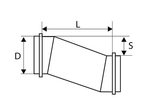 Утка из оцинкованной стали
