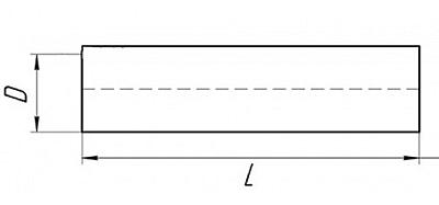 Прямошовный воздуховод схема 2